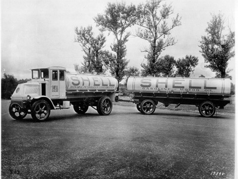 1918 Fruehauf Trailer Antique Truck for sale