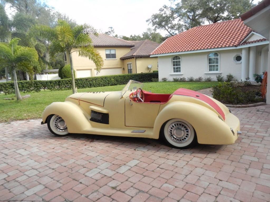 1935 Ford Gabriolet