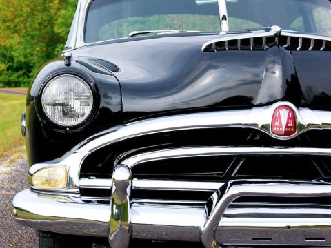 1953 Hudson Hornet Club Coupe, Twin H Power Engine for sale