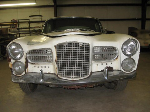1958 Facel Vega Typhoon SV4 for sale