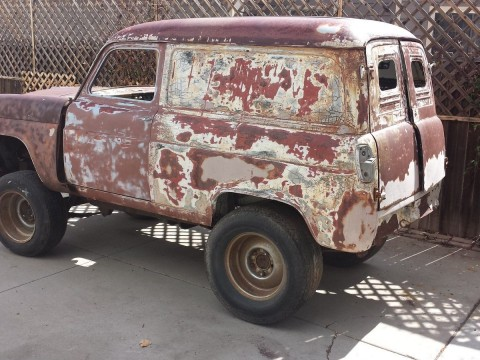 1959 Ford Anglia E300 Panel for sale