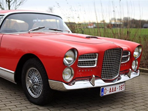 1960 Facel Vega HK500 for sale
