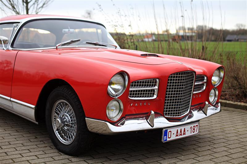 1960 Facel Vega Hk500 For Sale
