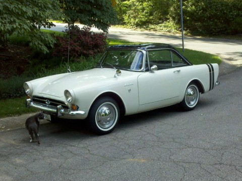 1967 Sunbeam Alpine for sale