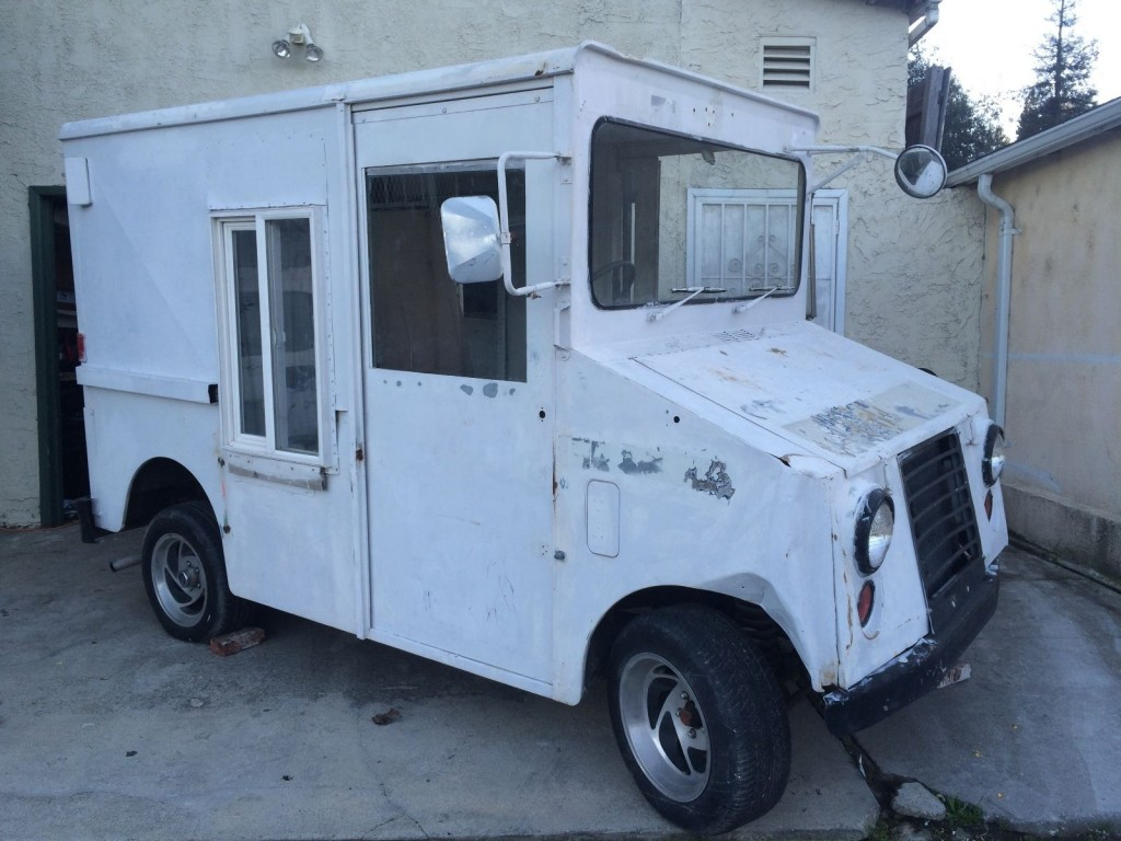 1971 Ford Postal Truck / Ice Cream Truck / Shorty Step Van