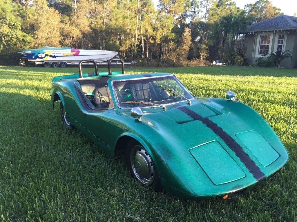 1972 Bradley Gt Volkswagen Convertible For Sale