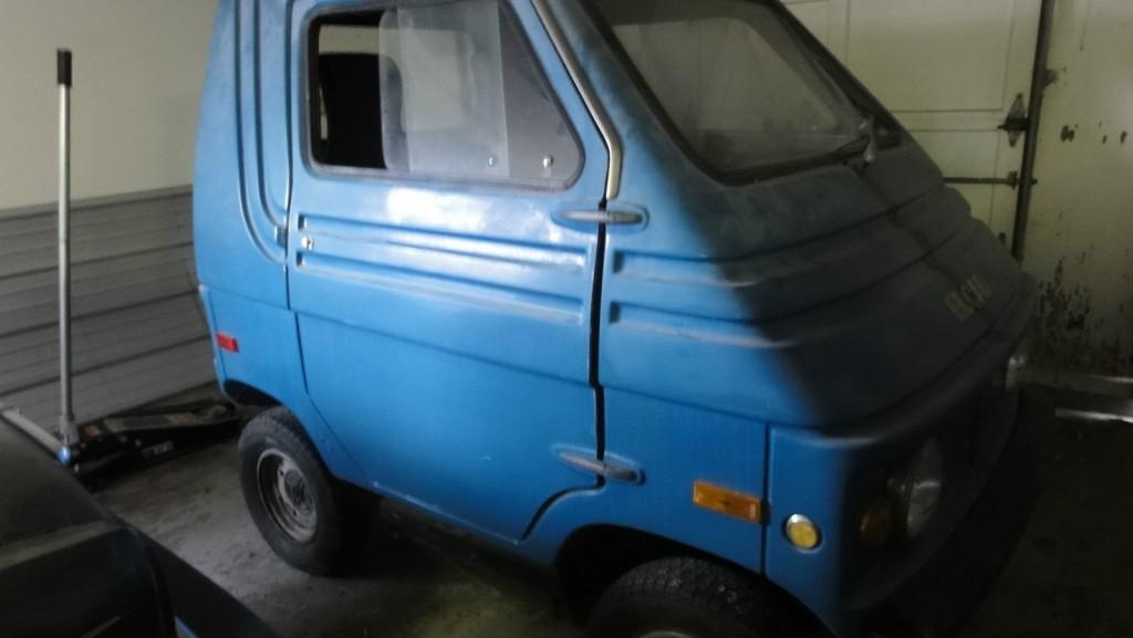 1975 Elcar 2000 Zagato For Sale