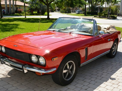1976 Jensen Interceptor Convertible for sale