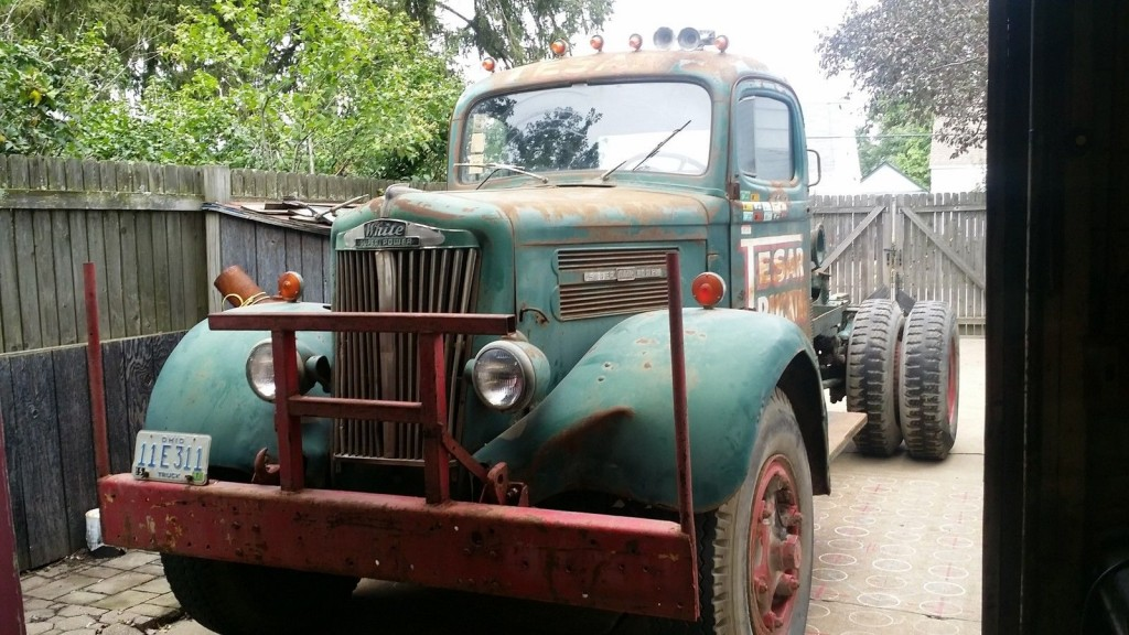 1947 White Motor Company Wb 26 Super Power For Sale