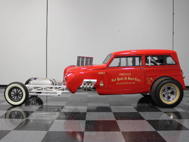 1948 Crosley Hot Rod
