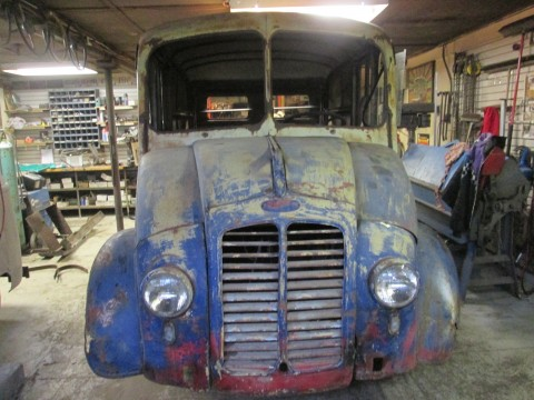 1951 Divco MILK TRUCK for sale
