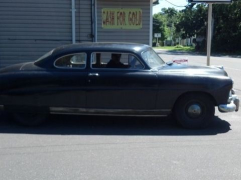 1951 Hudson Pacemaker Business Mans Coupe for sale