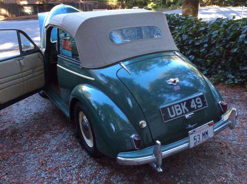 1953 Morris Minor Convertible Series II Tourer