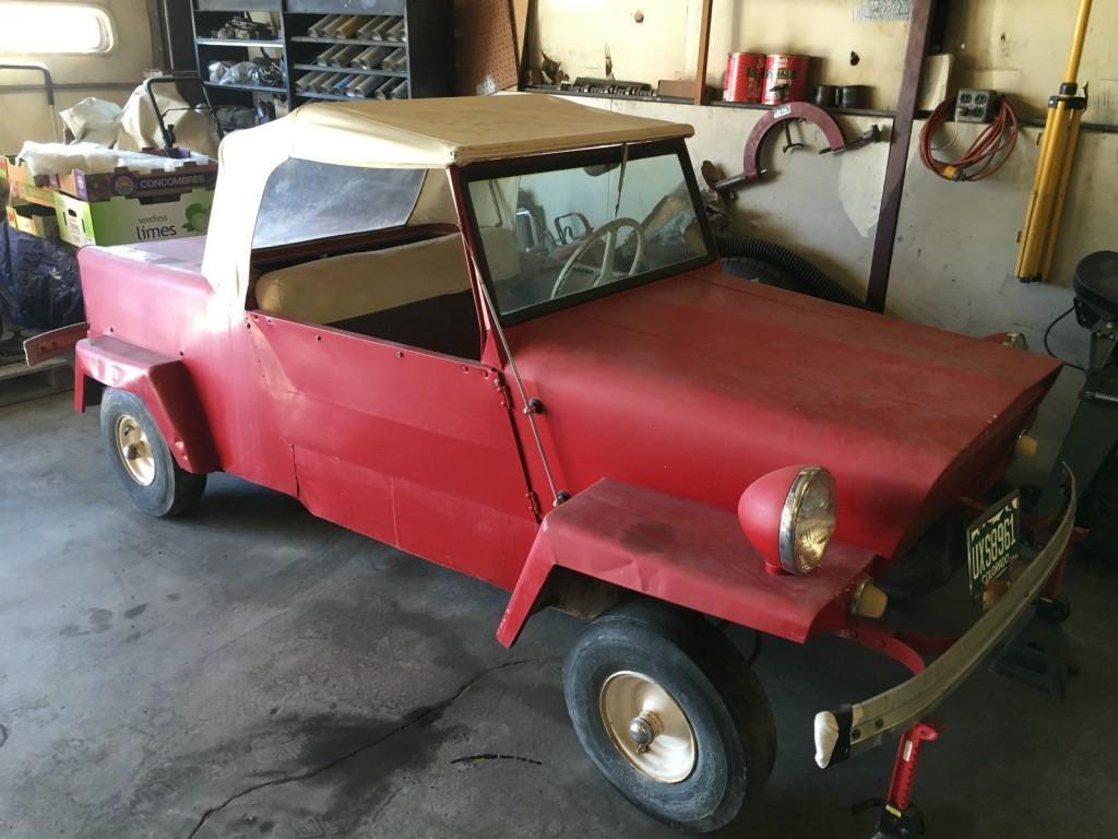 King Midget Car For Sale 55