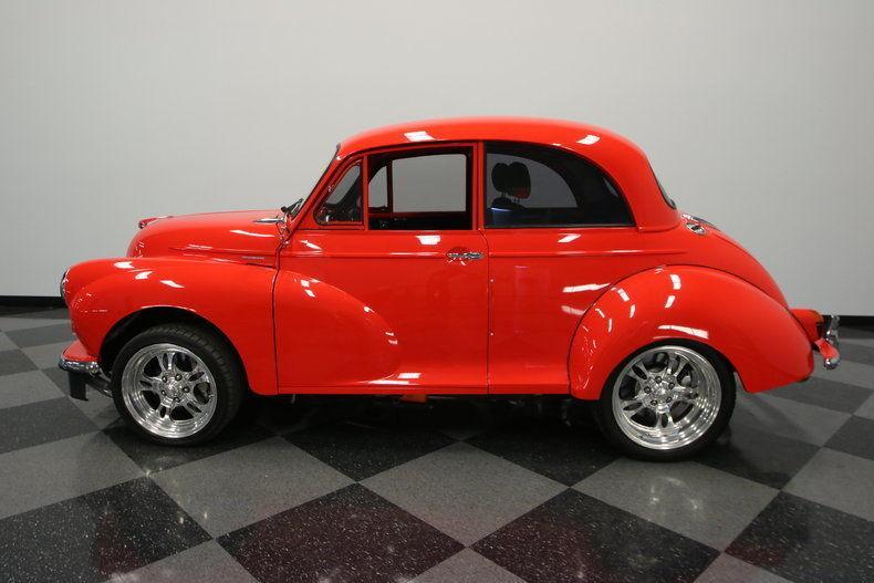 1959 Morris Minor Restomod