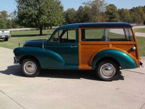 1960 Morris Traveler 1000 for sale
