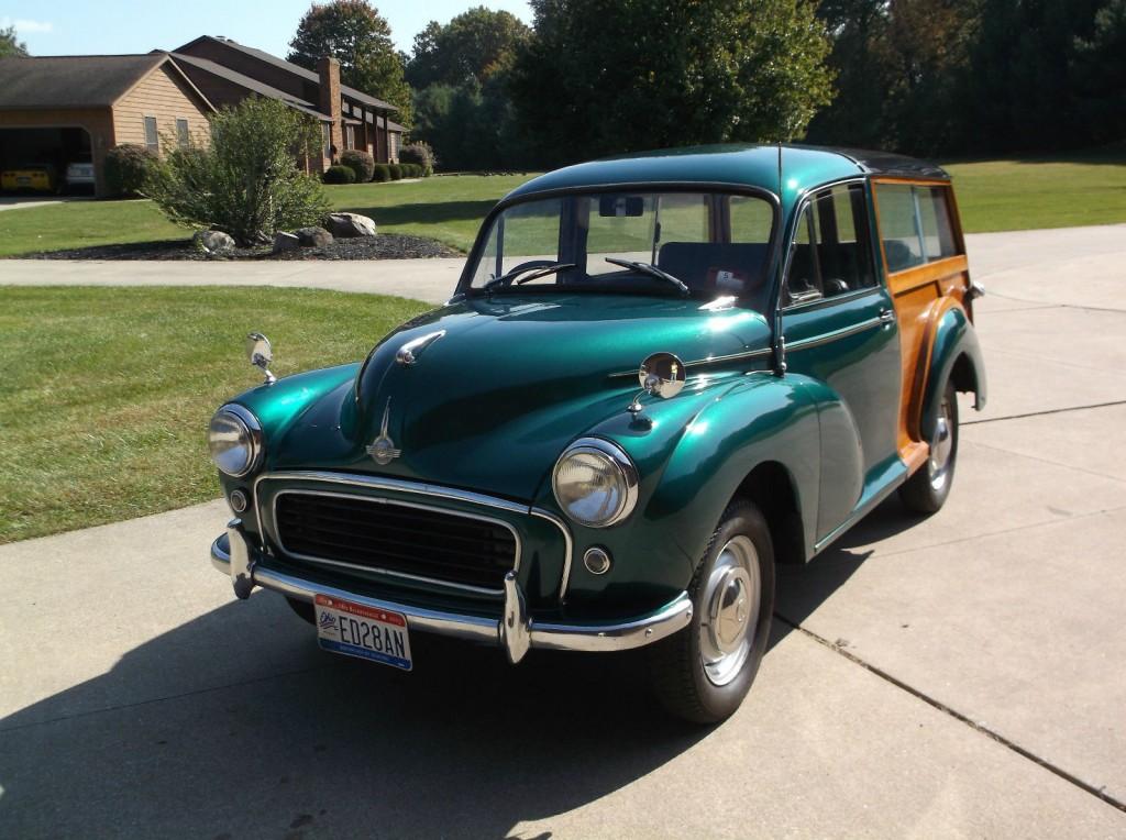 1960 Morris Traveler 1000
