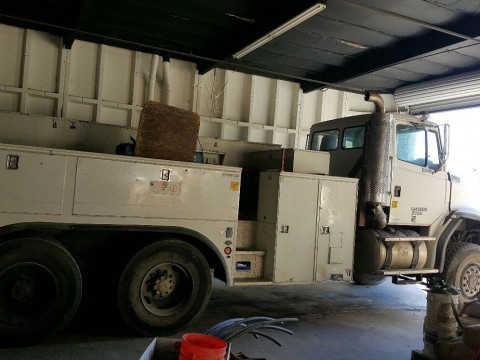 2000 FL112 Truck Commercial AWD 6×6 for sale
