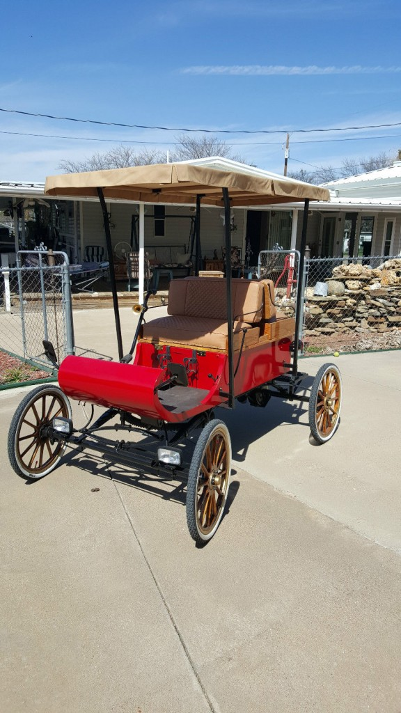 1903 Curved Dash Oldsmobile Replica By Surrey Bliss For Sale