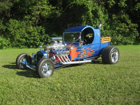 1923 Ford C Cab Street Rod for sale