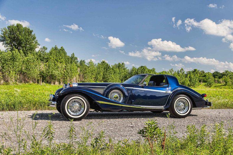 1936 Phillips Berlina Mercedes 540K Recreation Corvette ...