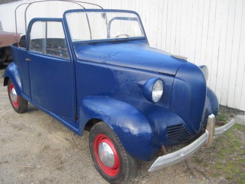 1941 Crosley Convertible Barn Find for sale