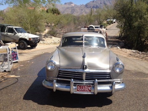 1948 Hudson Commodore, All Original for sale