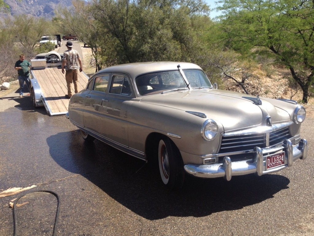 Mobility Ventures Mv 1 >> 1948 Hudson Commodore, All Original for sale