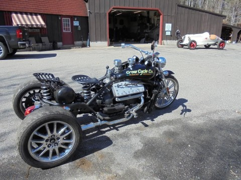 1959 Flathead V 8 Custom Trike for sale