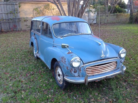 1959 Morris Minor 1000 Traveller Woody wagon for sale