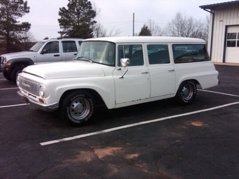 1967 International Travelall for sale