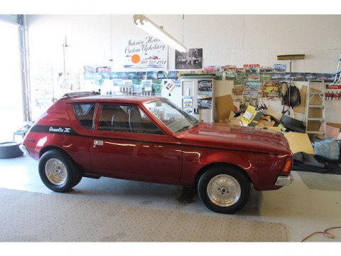 1971 AMC Gremlin X Levi Interior for sale