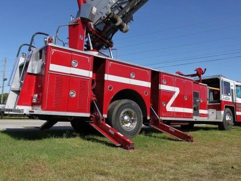 1982 Hendrickson Fire Truck/Pumper for sale