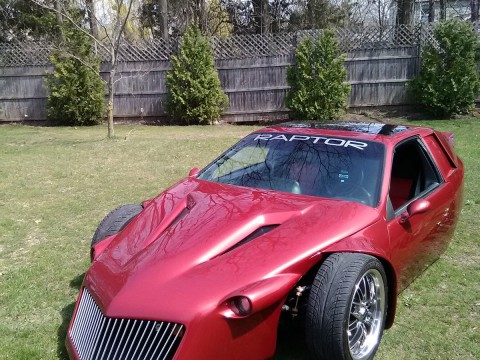 2009 Kit Car Three Wheeled Raptor by Chambers Customs for sale