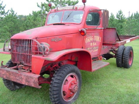 1944 American La France 4×4 Chevrolet Truck for sale