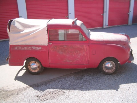 1948 Crosley Panel Delivery pick up Truck for sale