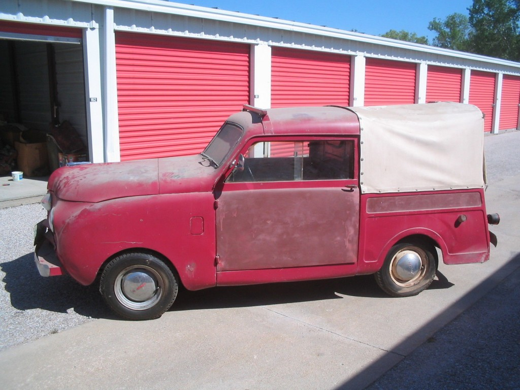 1948 Crosley Panel Delivery pick up Truck