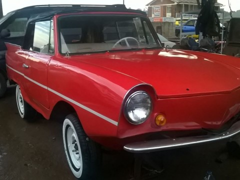 1964 Amphicar 770 for sale