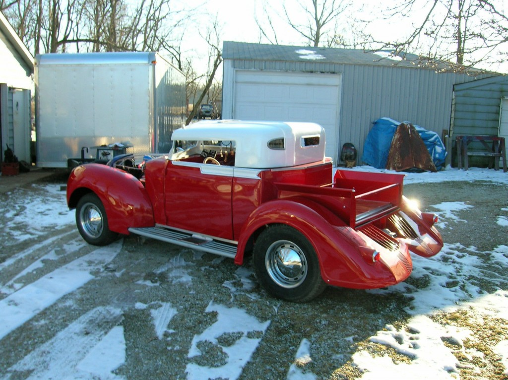 1940 Chevy Truck >> 1973 VW Body Home Built for sale