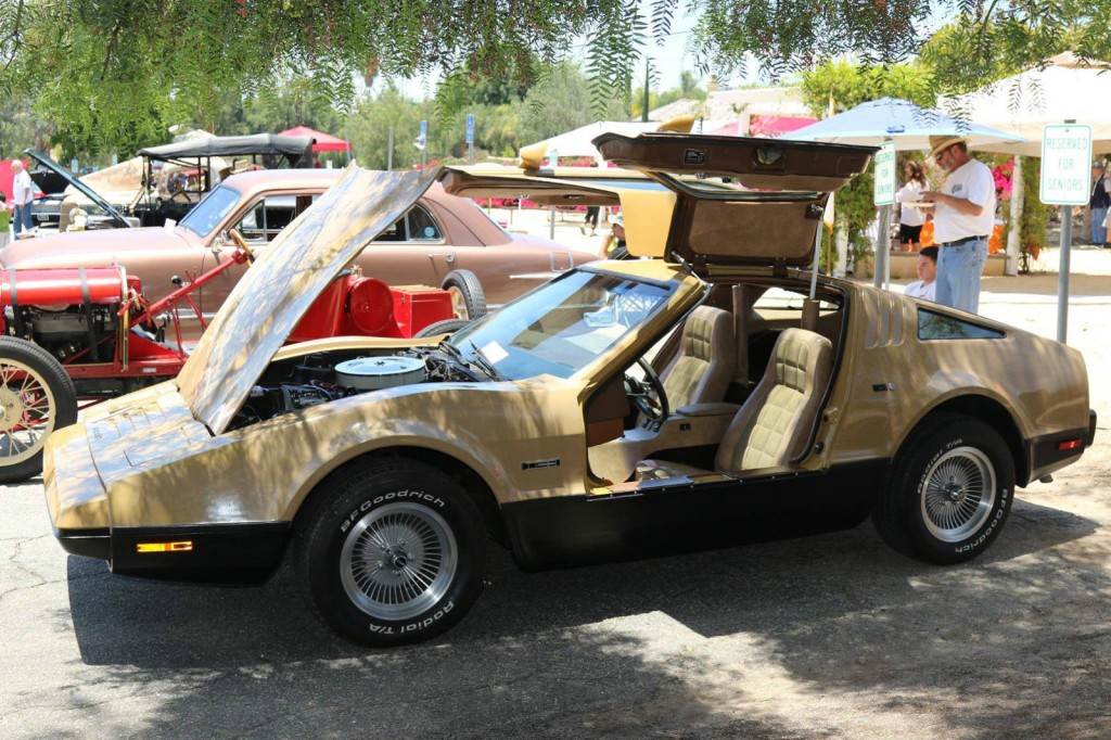 1975 Bricklin SV 1 Gull Wing Doors & 1975 Bricklin SV 1 Gull Wing Doors for sale