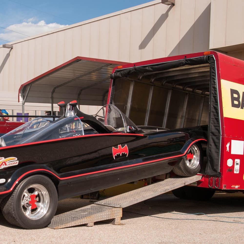 1986 Ford C8000 Transporter, Hodges Custom Hauler Body