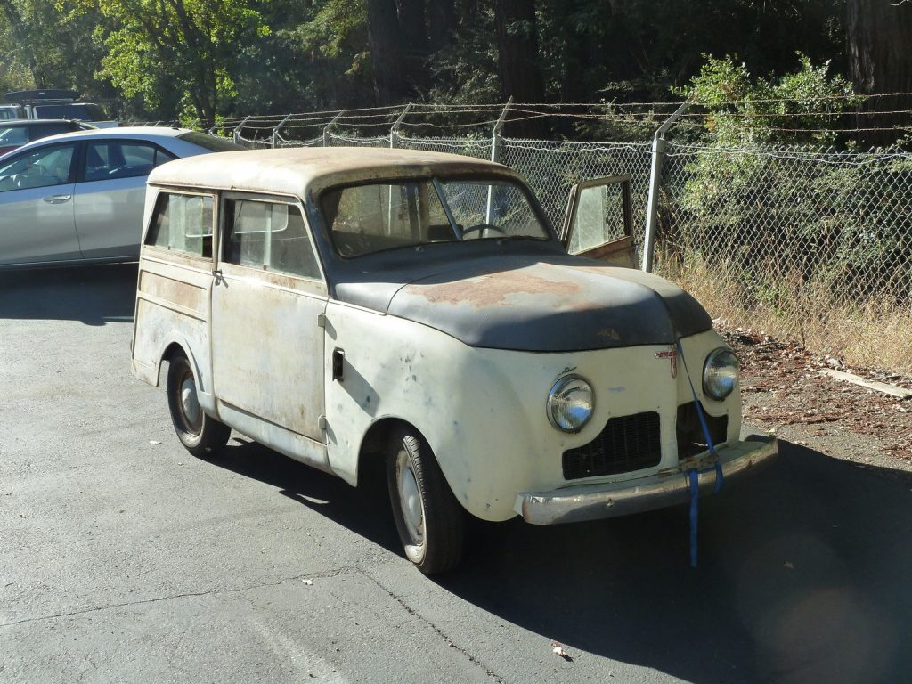 1947 Crosley Station Wagon