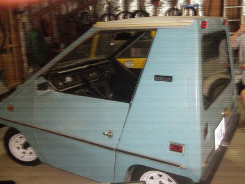 1974 Vanguard Sebring Electric Car Citicar for sale