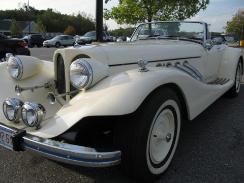 1992 Howland Convertible Rumble Seat Roadster for sale