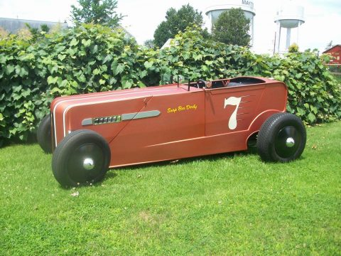Custom handbuilt, one of a kind, Speedway T chassis, Chevolet Motor roadster for sale