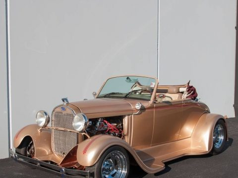 Sick 1929 Ford Model A Roadster Custom for sale