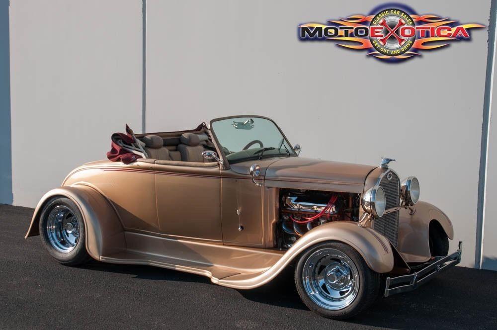 sick 1929 ford model a roadster custom for sale. Black Bedroom Furniture Sets. Home Design Ideas