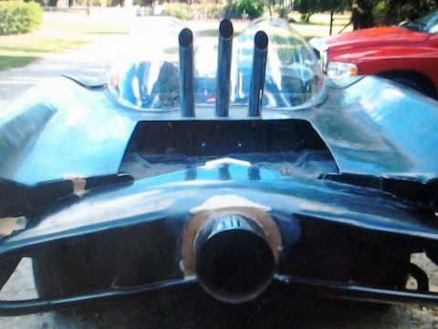 Bob Butts Style 1966 Batmobile Replica (Partially finished) for sale