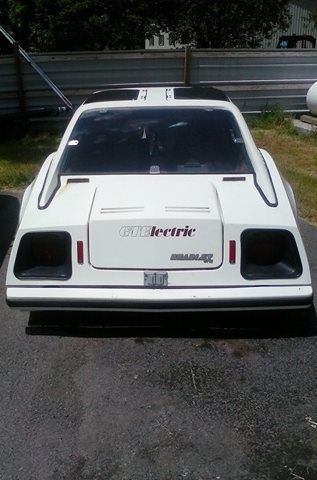 Limited Edition 1979 Bradley GT Electric Car (Seagull wing doors)