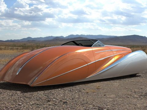 1953 Rebodied Custom Streamlined roadster for sale
